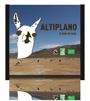 Altiplano<br />La bière du lama