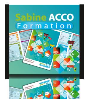 Sabine Acco Formation<br />Organisme de formation